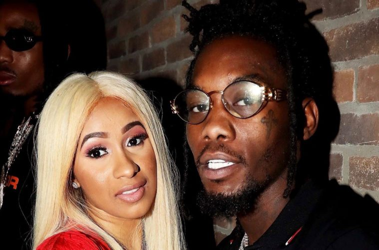 Cardi B And Offset Team Up On New Duet Track 'Um Yea'