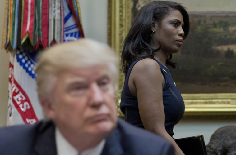 Omarosa Is Out at the White House