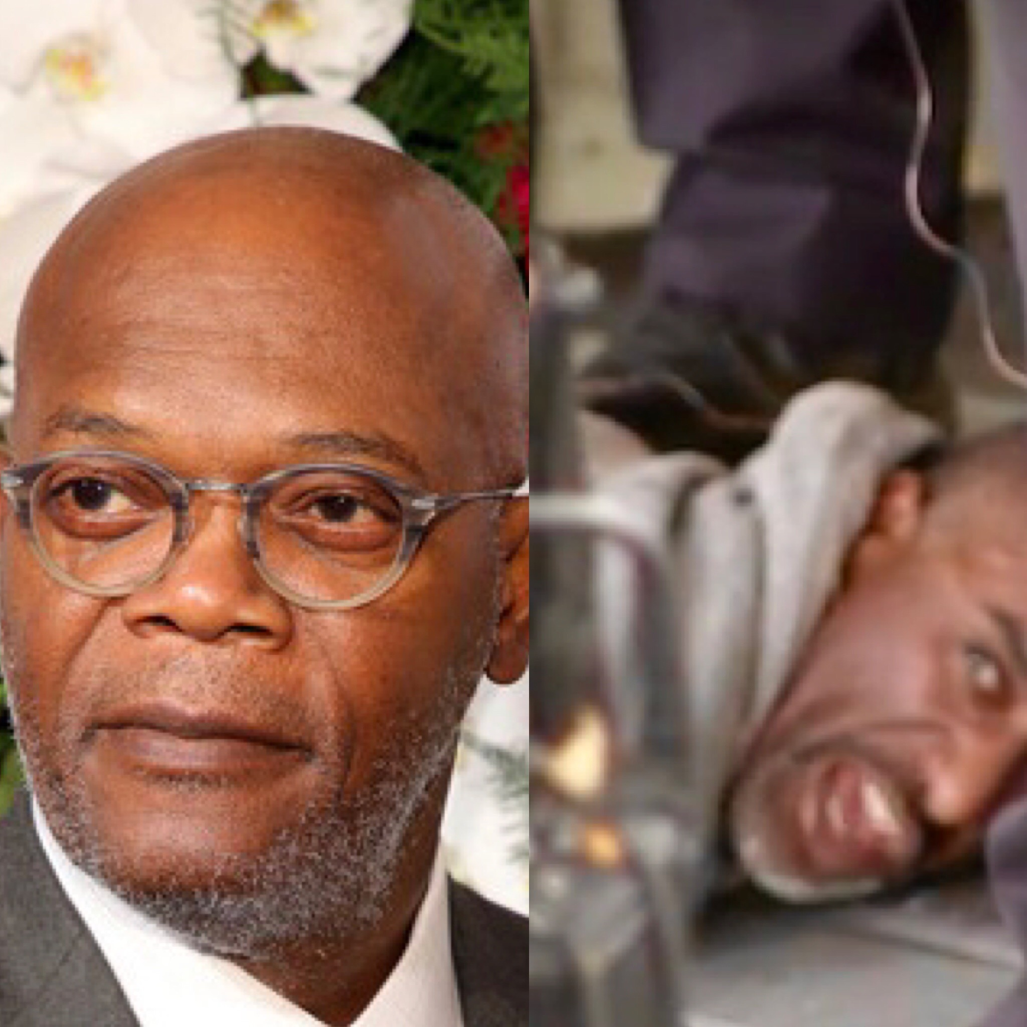 Samuel L. Jackson and man arrested at LAX claiming Jackson is his uncle
