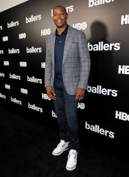 """Caron Butler attends HBO's """"Ballers"""" Season 3 Pop-Up Experience on July 20, 2017 in Los Angeles, California."""