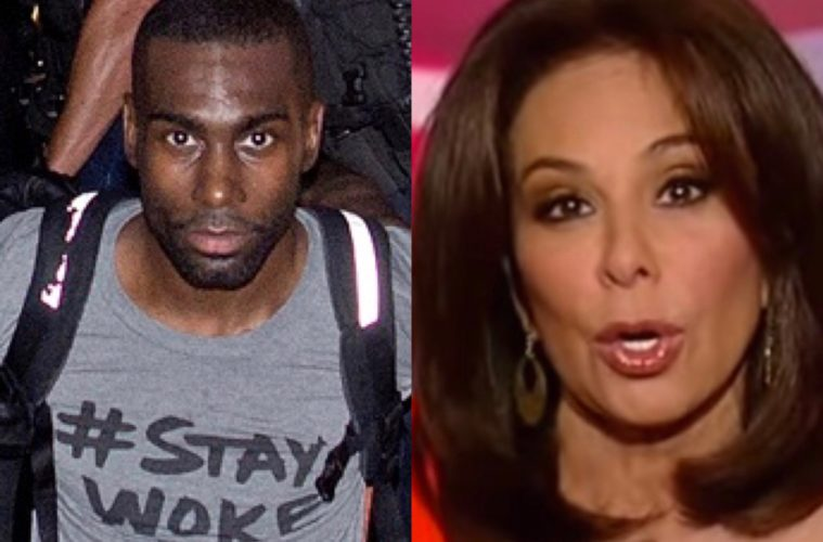 BLM's DeRay McKesson Sues Jeanine Pirro ... She Lied, Now I'm in Danger!!!