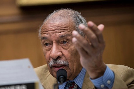 US Rep. John Conyers announces retirement amid sexual-harassment allegations