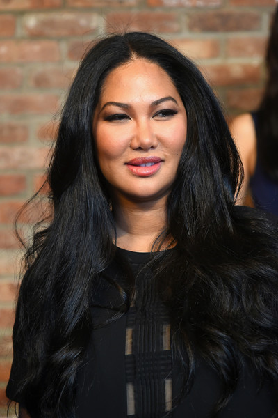 Designer Kimora Lee Simmons poses at the Kimora Lee Simmons Presentation during New York Fashion Week at The Bowery Hotel on September 13, 2017 in New York City.