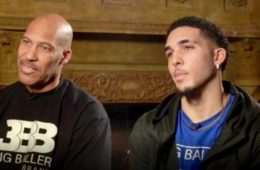"LaVar and LiAngelo Ball on ""Today"" (Dec. 5, 2017)"
