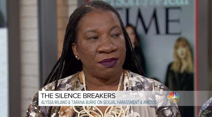 "#MeToo Creator Tarana Burke on ""Megyn Kelly Today"" - Dec. 6, 2017"