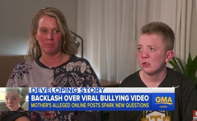 Bullying Vicitim Keaton Jones' Father is a White Supremacist Convict