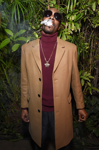 Snoop Dogg attends the 2017 GQ Men of the Year Party at Chateau Marmont on December 7, 2017 in Los Angeles, California. (Photo by Michael Kovac/Getty Images for GQ)