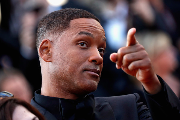 Jury member Will Smith attends the Closing Ceremony during the 70th annual Cannes Film Festival at Palais des Festivals