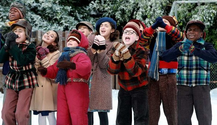 a christmas story live kids - A Christmas Story Pictures