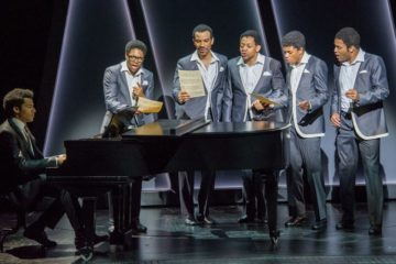 'Ain't Too Proud — The Life and Times of The Temptations' (Kennedy Center PR)