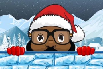 black santa wonderland mixtape1