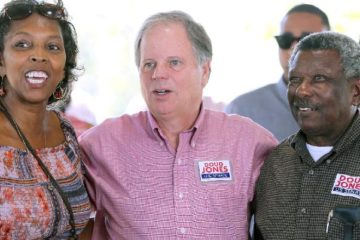 doug jones & black folks