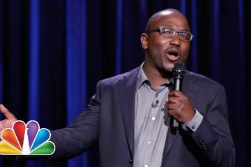hannibal buress - with mic