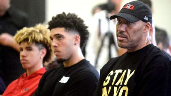 LaMelo Ball signs with agent, ending UCLA commitment