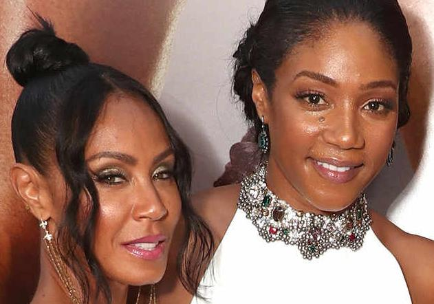 Jada Pinkett Smith slams Golden Globes snub of 'Girls Trip,' Tiffany Haddish