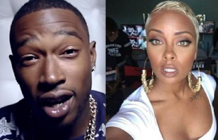 kevin mccall & eva marcille