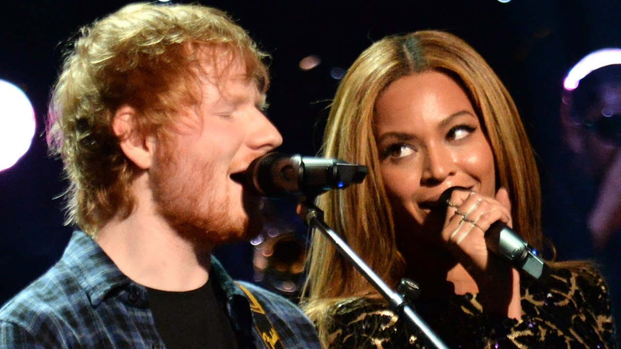 Ed Sheeran Leaks Beyonce's Secret, Says She Changes Email Address Every Week