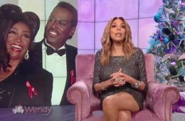 wendy williams blast patti labelle over luther