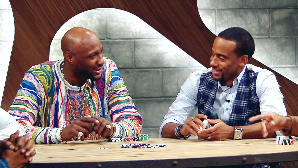 Man Cave Radio Show Cancelled : Stars of bet s mancave calls series therapy aimed to elevate