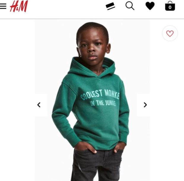 H&M, controversy, african americans, racism, hypocrisy