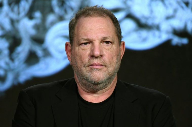 Harvey Weinstein slapped in the face at restaurant