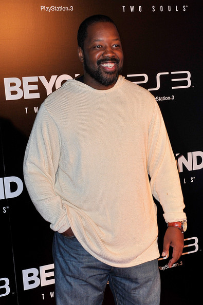 Kadeem Hardison attends the 'Beyond: Two Souls' Paris Premiere at the Grand Rex on October 2, 2013 in Paris, France.