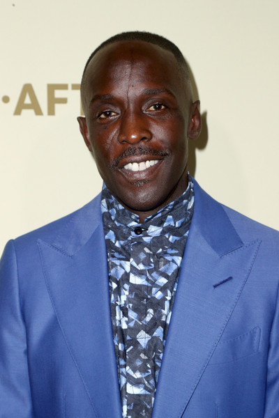 Michael K. Williams attends The Hollywood Reporter and SAG-AFTRA Inaugural Emmy Nominees Night presented by American Airlines, Breguet, and Dacor at the Waldorf Astoria Beverly Hills on September 14, 2017 in Beverly Hills, California.