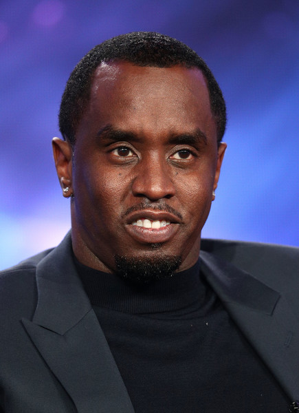 Panelist Sean 'Diddy' Combs of the television show The Four speaks onstage during the FOX portion of the 2018 Winter Television Critics Association Press Tour at The Langham Huntington, Pasadena on January 4, 2018 in Pasadena, California.