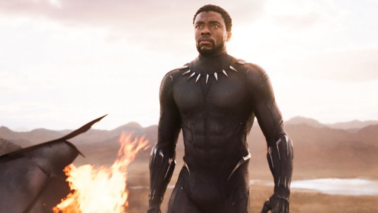 Marvel Drops Exciting New Black Panther Clip Kinetic