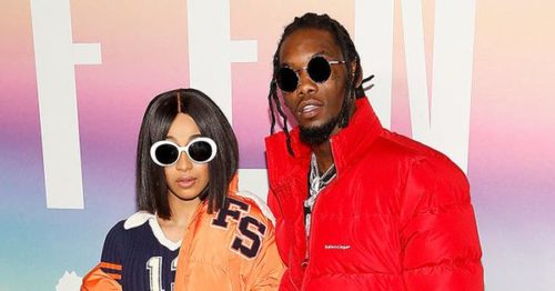 Cardi B And Offset Have Almost Narrowed Down Their Wedding Song