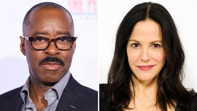 courtney b vance & mary-louise parker