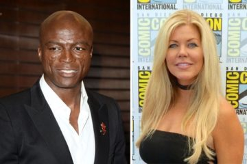 Seal and Tracey Birdsall