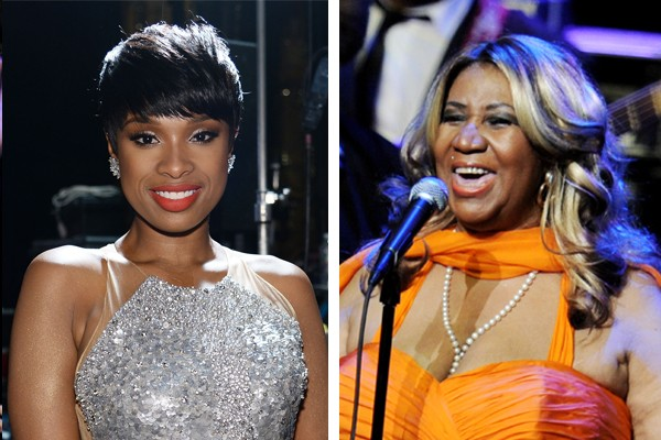 Jennifer Hudson Confirmed to Star in Aretha Franklin Biopic