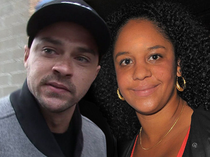 jesse williams - aryn drake-lee