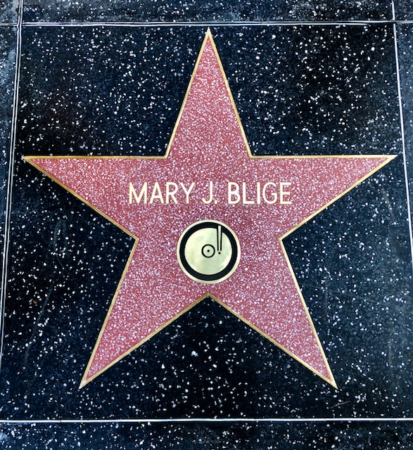 mary j blige star - star