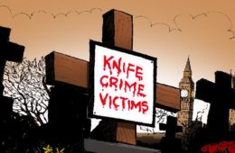 tayo - Knife Crime LONDON1