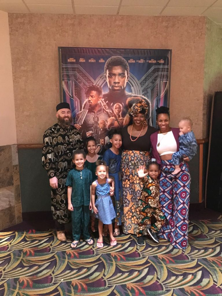 black panther, african americans, marketing ploy