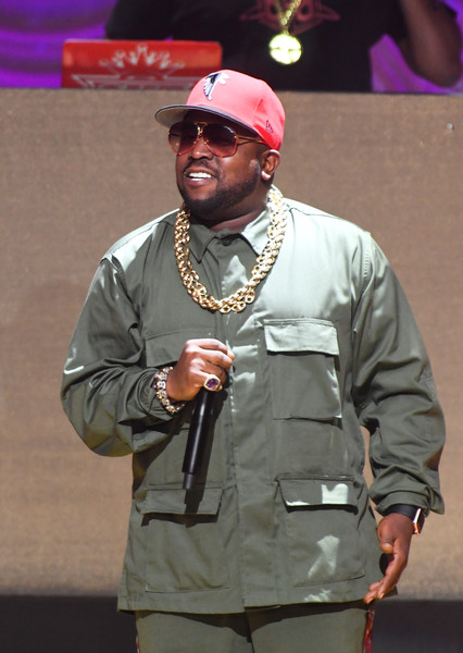 Rapper Big Boi performs at the 2017 BMI R&B/Hip-Hop Awards at Woodruff Arts Center on August 31, 2017 in Atlanta, Georgia.