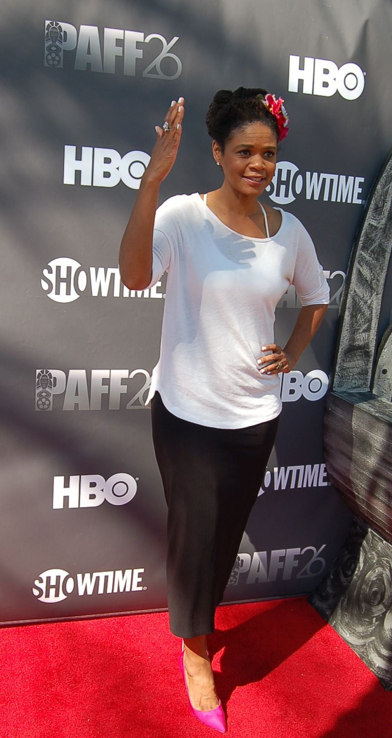Kimberly Elise Attends Screening Of Back To Natural A