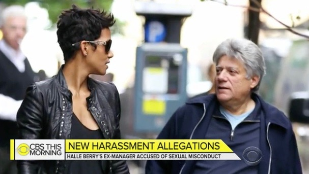 Halle Berry is 'livid' at former manager accused of sexual harassment