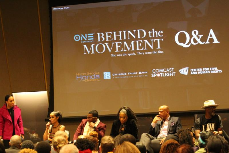 behind the movement - talk after screening