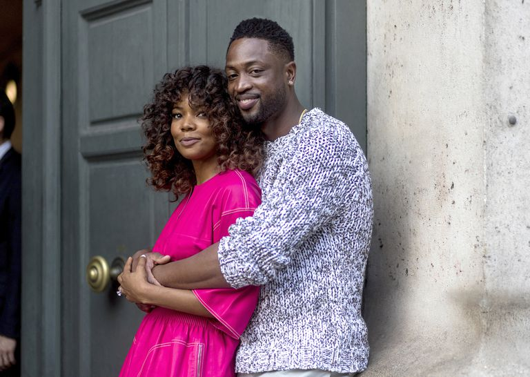 Gabrielle Union and Dwyane Wade (Getty Images)
