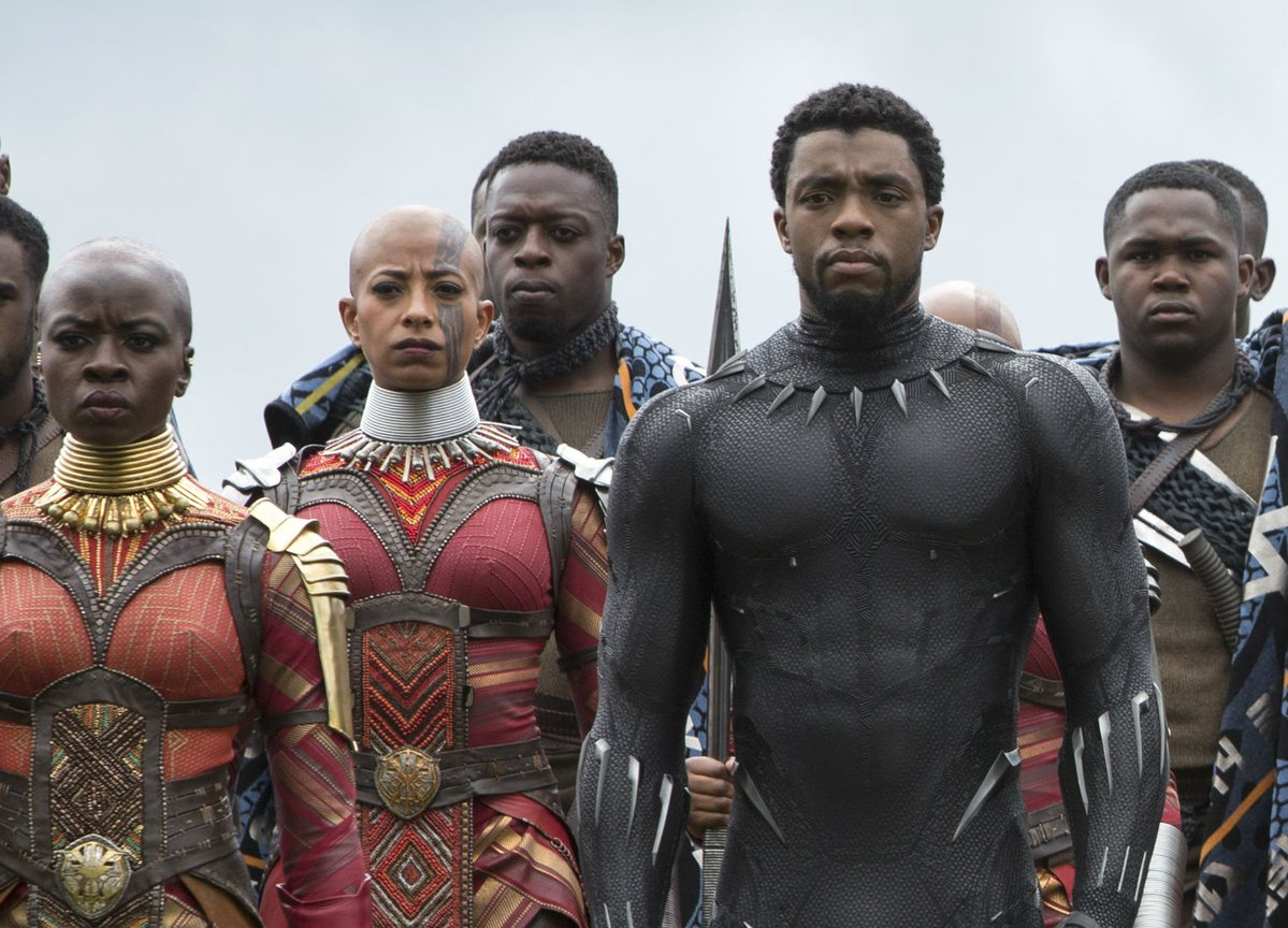 Black Panther' Fans Outraged After Forever 21 Used White