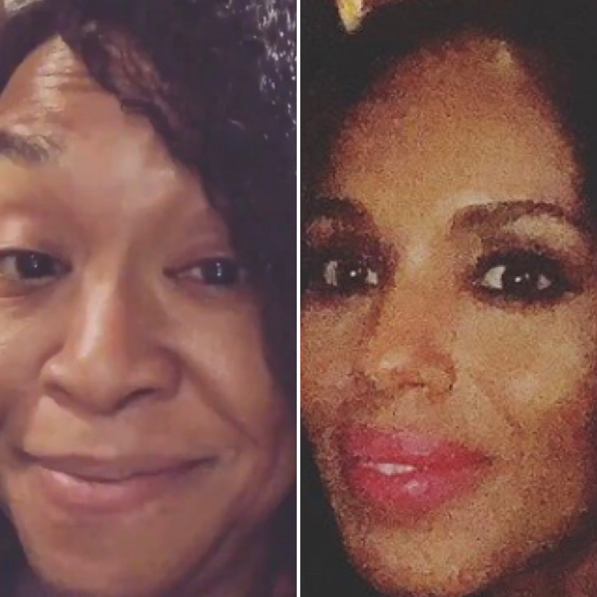 "Shonda Rhimes (L) and Kerry Washington during last day of shooting on ABC's ""Scandal"" (Instagram)"