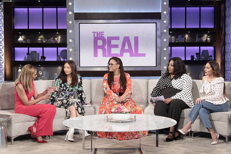 On 'The Real': Ava DuVernay Talks About 'The DuVernay Test