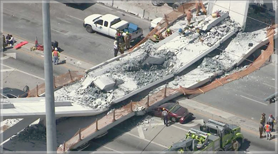 First Lawsuit Filed In FIU Bridge Collapse
