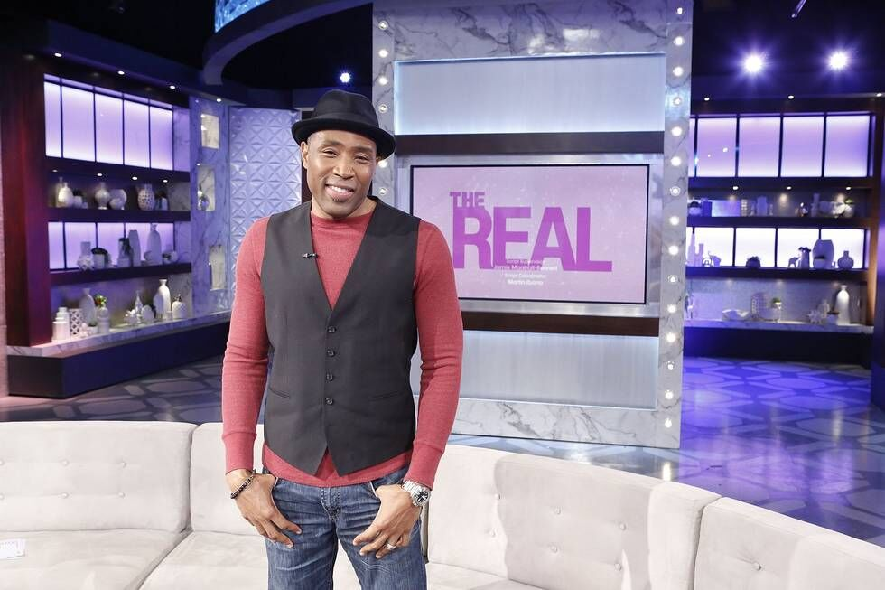 cress williams - the real