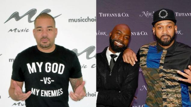 dj envy walks out own interview with vice s desus mero watch