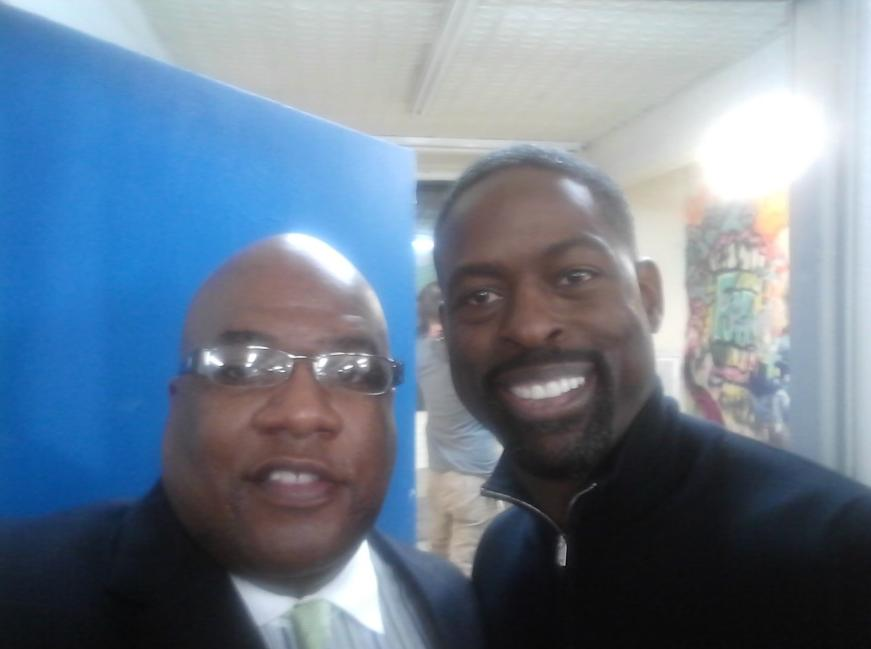 hip hop museum - CEO JT Thompson - Sterling K Brown Actor