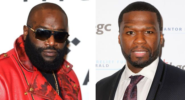 rick ross & 50 cent